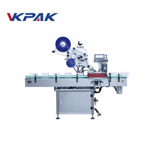 Automatic Flat Top Self-Adhesive Labeling Machine