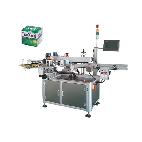 Semi Automatic Round Bottle Labeling Machine Labeler ...