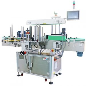 Automatic Sticker Labeler Machine For Poly Bag