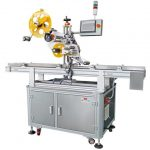 Egg Carton Labeling Machine With Feeder