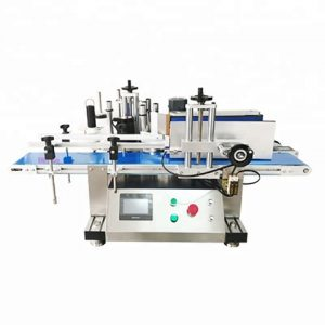 Double Sides Labeling Machine Flat Labeling Machine