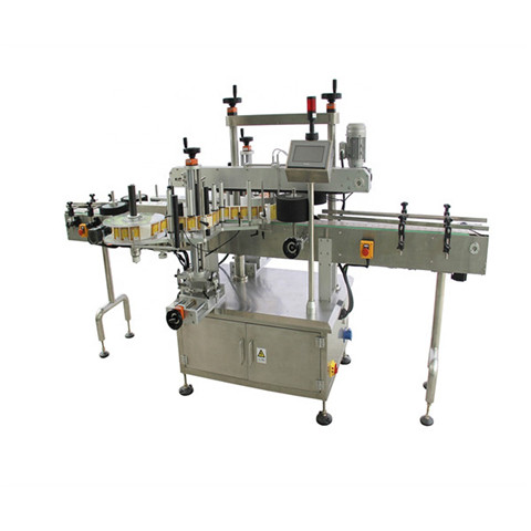 Automatic Single Side Sticker Labeling Machine by svautomation on...