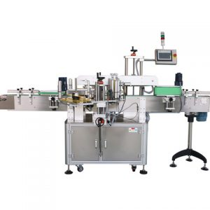 Shanghai Factory Customized Lip Balm Labeling Machine
