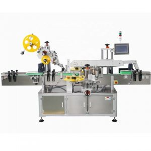 Vinegar Bottle Labeling Machine