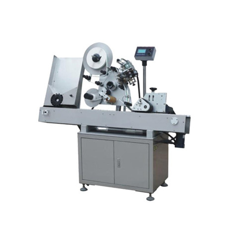 Automatic Sticker Labeling Machine ES-VS 60, to buy without...