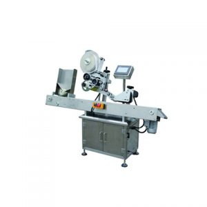 Syrup Bottle Labeling Machine