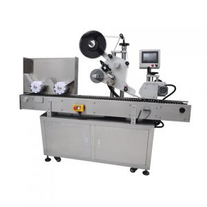 Auto Labeling Machine For Private Label Women Clothing