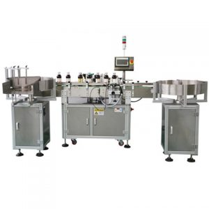 Automatic Wine Bottle Labeling Machine