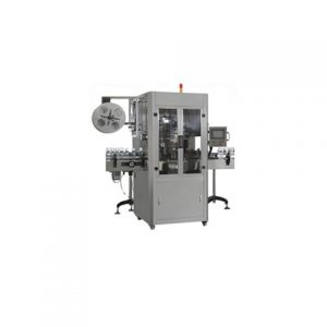 Pvc Shrink Labeling Steam Tunnel And Generator