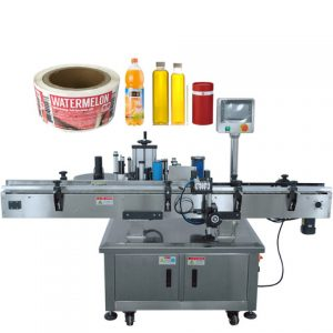 Free Shipping Automatic Test Tube Labeling Machine