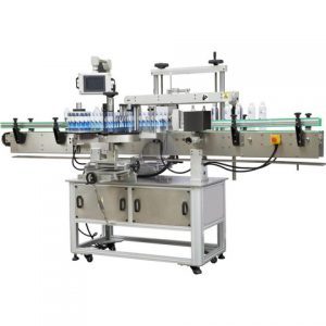 Fixed Position Self Adhesive Labeling Machine