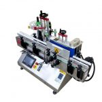 Automatic Barcode Online Printing Carton Labeling Machine