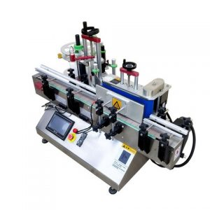 Bottle Caps Labeling Machine