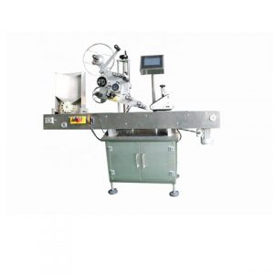 Single Double Side Sticker Labeling Machine