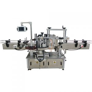 Bottle Barcode Labeling Machine