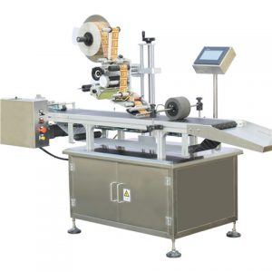 Fully Automatic Plane Flat Surface Paging Labelling Machine