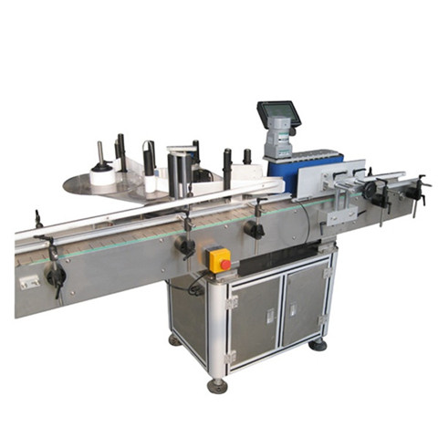 Filling capping labeling machines