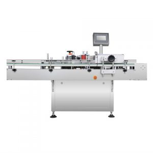 Flat Package Top Plane Labeling Machine