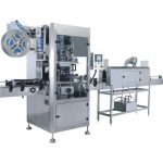 Full Aumatic Tube Sticler Labeling Machine