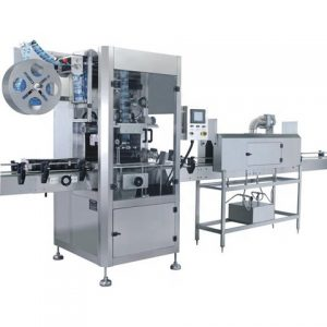 Tapered Bottle Side Labeling Machine