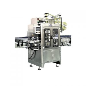 Food Top Bottom Labeling Machine