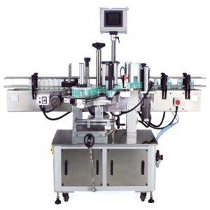 Industrial Horizontal Sticker Bottle Labeling Machine