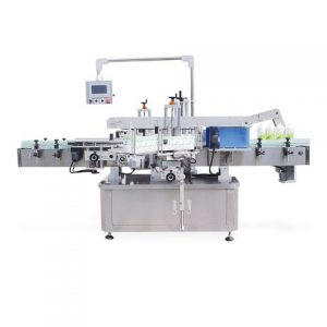 Round Bottle Labeling Applicator Machine