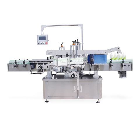 Sticker Labeling Machine, Single head sticker labeling machine...