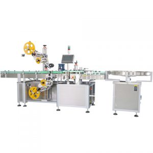 Pet Flat Bottle Labeling Machine