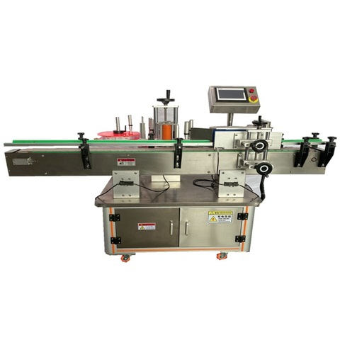 Manual Round Bottle Labeling Machine, 20-100 Mm Diameter for...