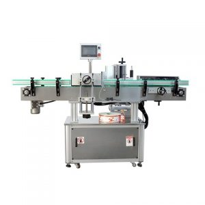 Cosmetic Bag Sticker Labeling Machine
