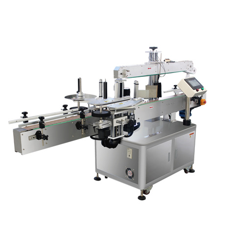 Labeling Machines - Semi Automatic Round Bottle Labeling...