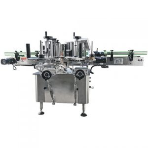 Vertical Inline Labeling Machine