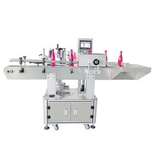 Labeling Machine With Paging For Bag