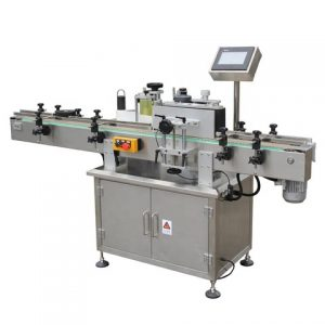 Automatic Injection Vial Labeling Machine