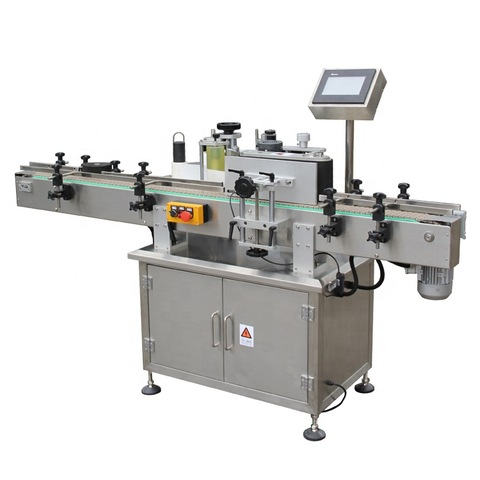 PRO-515 Wrap Around Labeling Machine | Label Various Round...