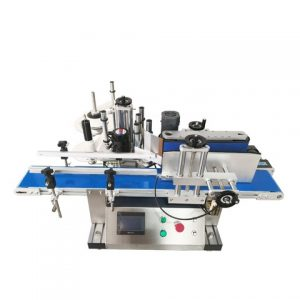 Auto Pen Sticker Wrap Around Labeling Machine