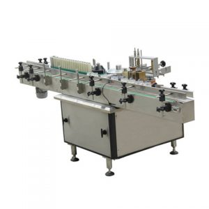 Desktop Automatic Glass Bottle Sticker Labeling Machine