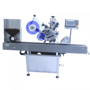 Small Bottle Labeling Applicator Machine