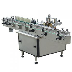 Plastic Cap Labeling Machine