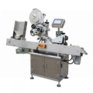 Automatic Labeling Machine For Plane Surface