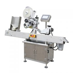 Labeling Machine For Egg Carton Top Three Sides