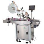 Plc Control System Automatic Round Bottle Labeling Machine