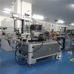 Top Side Box Plane Labeling Machine