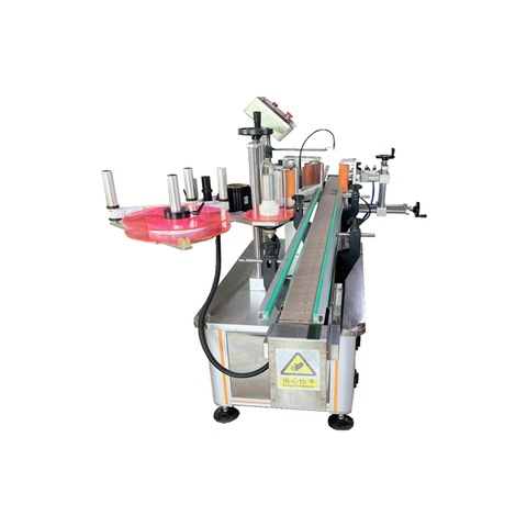 Automatic horizontal sticker labeling machine manufacturer...