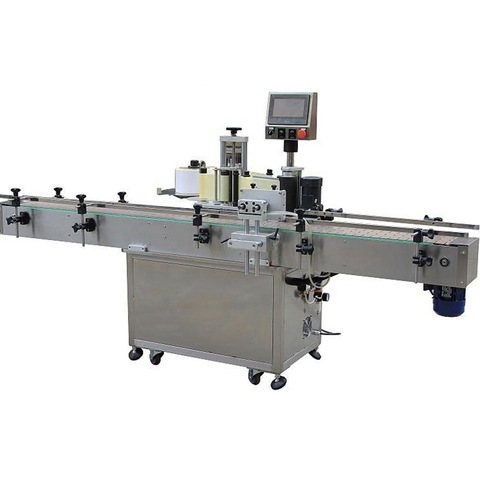China Square Bottle Labeling Machine, Square Bottle Labeling...