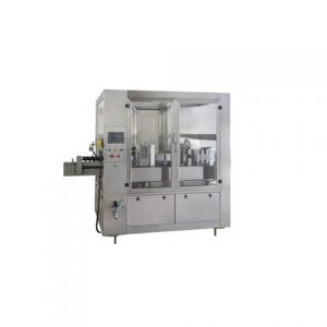 Adhesive Sticker Labeling Machine For Vials