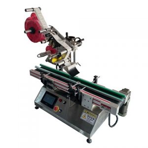 Car Lubricants Gasoline Bottle Labeling Machines