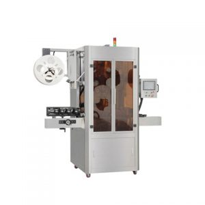 Spice Labeling Machine