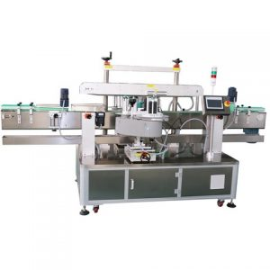 Tomato Paste Bottle Labeling Machine In Shanghai